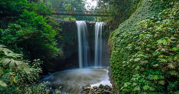 Air Terjun Maribaya Lembang Bandung