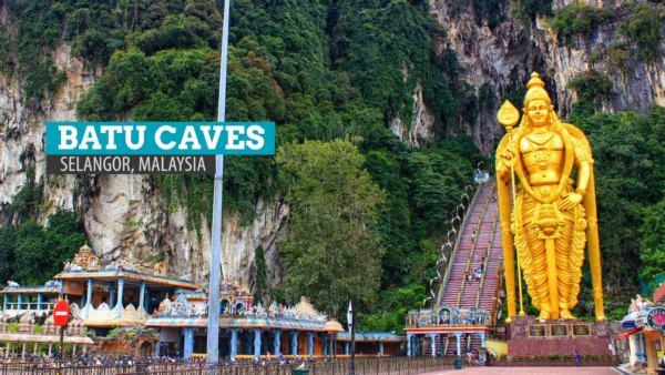 Batu-Caves-selangor-malaysia-2| Paket Tour Johor Malaysia