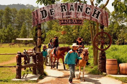 Wisata-Hits-De Ranch-di-Bandung