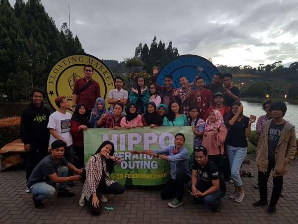 wisata family gathering bandung tour
