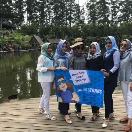 family gathering bandung tour