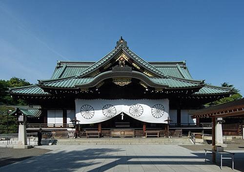 Yasukuni-Shrine-Jepang