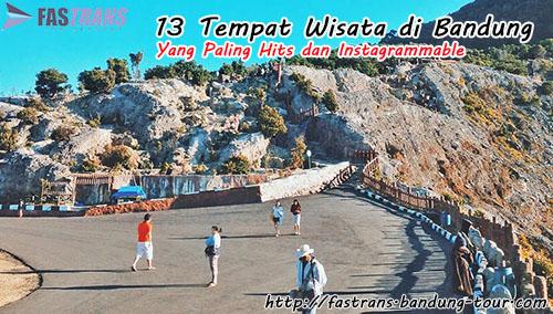 Tempat Wisata di Bandung Paling Hits dan Instagrammable 2019