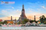 Paket Tour bangkok-pattaya 4D3N 2019
