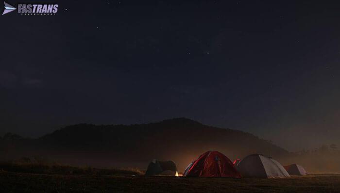 Camping Ground Rancaupas