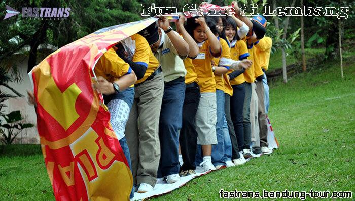 Fun Game di Lembang