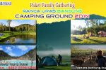 Paket Family Gathering Ranca Upas Ciwidey Camping Ground 2D1N