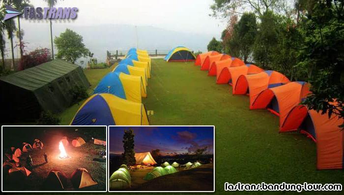 Tempat Camping Ground di Bandung
