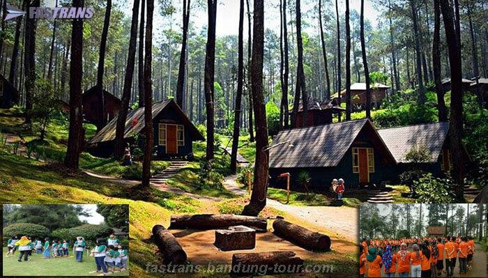 Tempat Wisata Family Gathering di Bandung