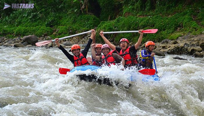Sungai Serayu, Banjarnegara, Jawa Tengah
