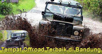 Tempat Offroad Terbaik di Bandung
