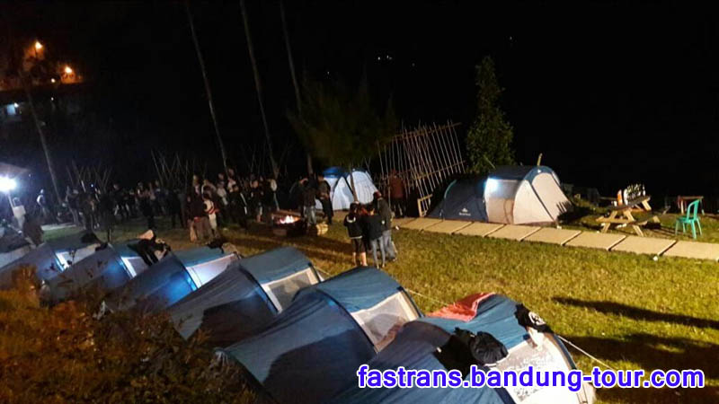 Camping Ground Situ Cileunca Pangalengan