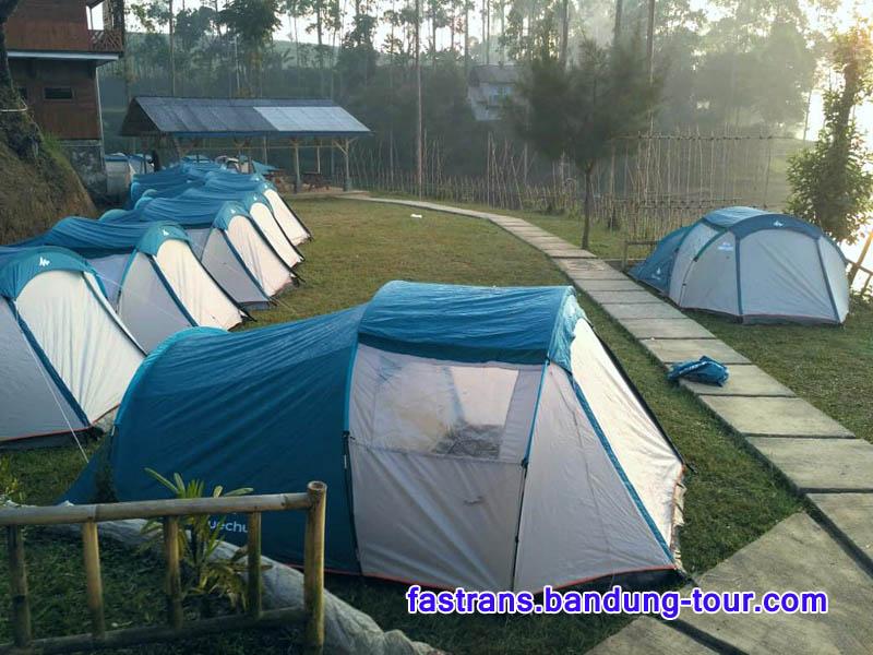 Paket Camping Situ Cileunca Pangalengan-2