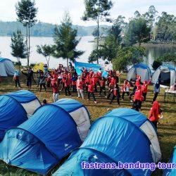 Paket Camping Situ Cileunca Pangalengan