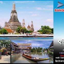 BANGKOK dan PATTAYA 4D3N Packaging 2