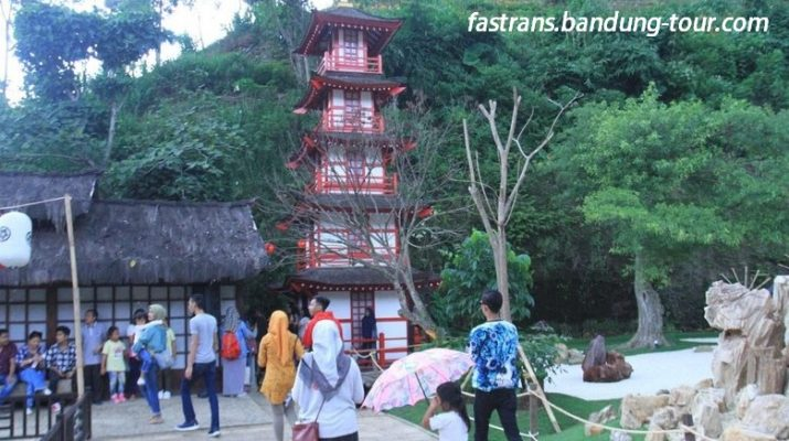 Menjelajahi Benua Asia - Afrika di Kota Bandung