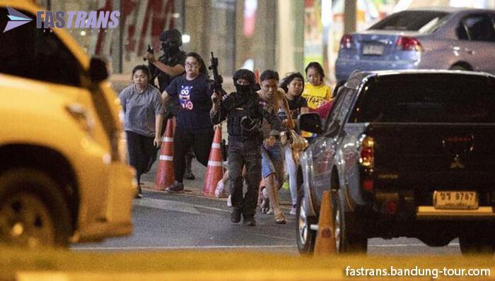 Ada Penembakan di Thailand, Google Peringatkan Traveler untuk Hati-Hati