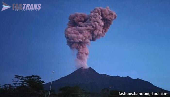 Gunung Merapi Erupsi Lagi Ada 5 Tips Penting untuk Traveler