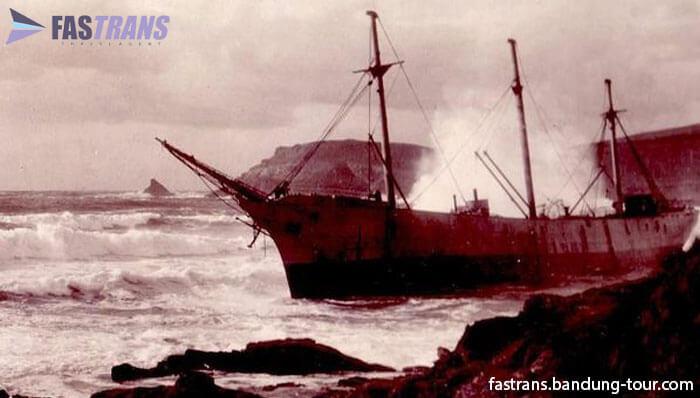 Hilang 100 Tahun, Kapal Perang Jerman Muncul ke Permukaan
