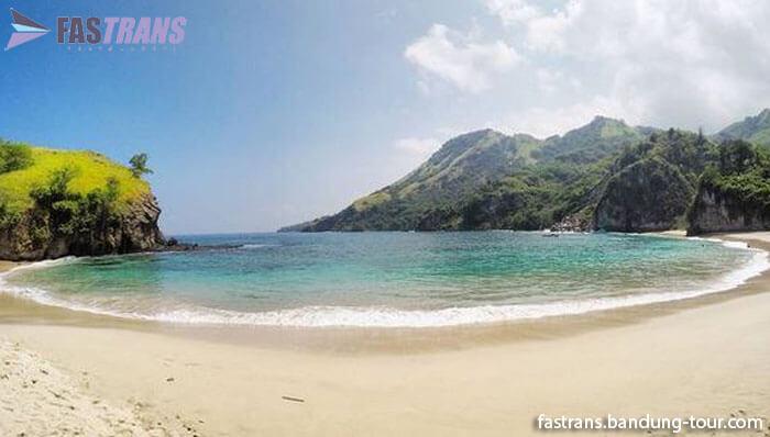 Objek Wisata Pantai Koka, Kota Maumere