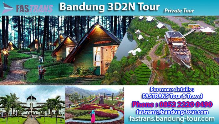 Promo Bandung 3D2N Tour