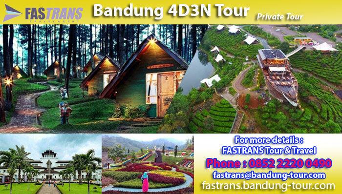 Promo Bandung 4D3N Tour 2020