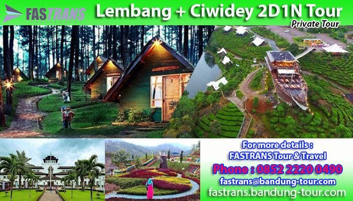 Promo Lembang + Ciwidey 2D1N Tour