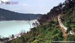 Spot Baru di Kawah Putih yang Disukai Turis Thailand