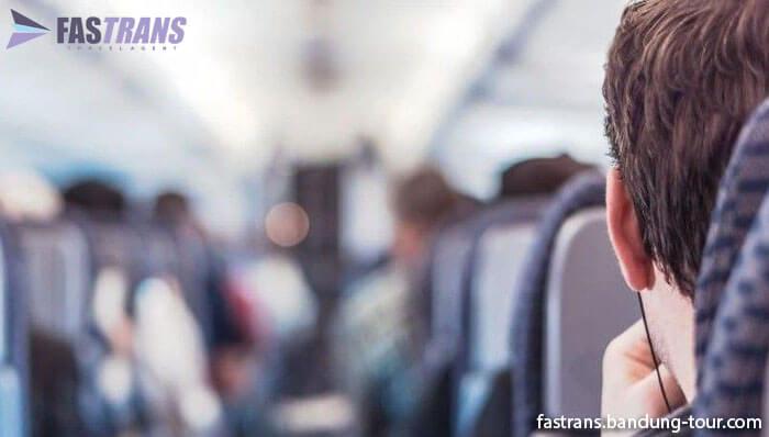 Tips Selama Penerbangan Agar Terhindar dari Penyakit yang Bersarang
