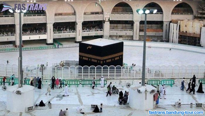 Kini Masjidil Haram dan Masjid Nabawi Dibuka Kembali Setelah Sempat Ditutup
