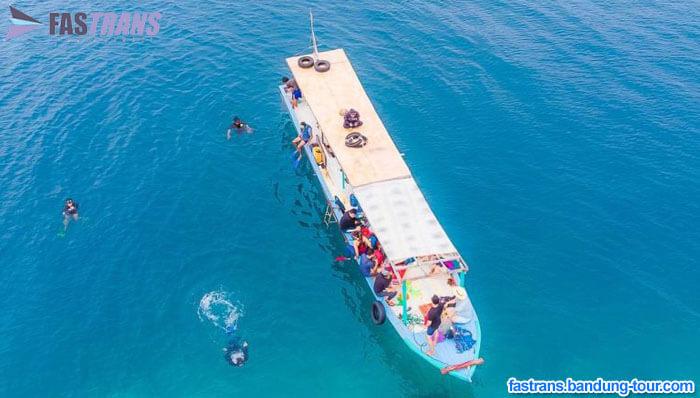 Observasi COVID-19 di Pulau Sebaru Kecil, Wisata Kepulauan Seribu Aman Dikunjungi