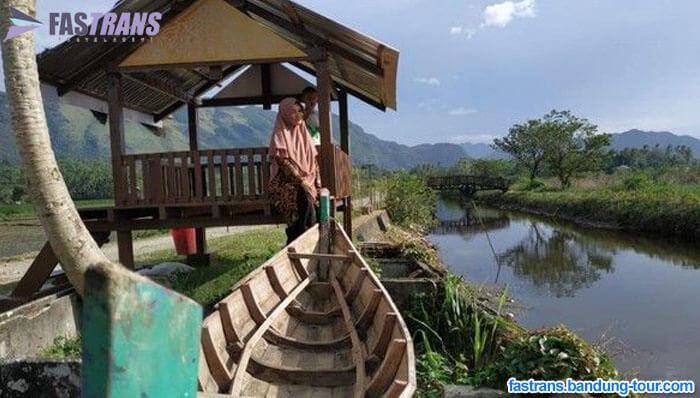Wisata Pemandangan Alam Desa Nusa yang Indah di Aceh Besar